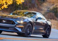 2018 mustang gt can run an 11s quarter mileford authority Ford Mustang Quarter Mile