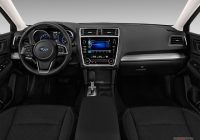 2020 subaru legacy 44 interior photos us news world Subaru Legacy Interior