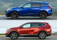 2020 acura rdx vs 2020 honda cr v which is better Acura Rdx Vs Honda Crv