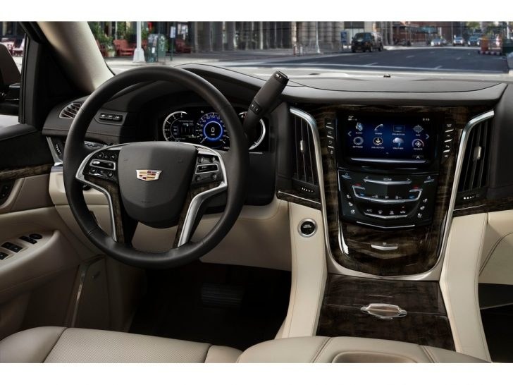 Permalink to Cadillac Escalade Interior