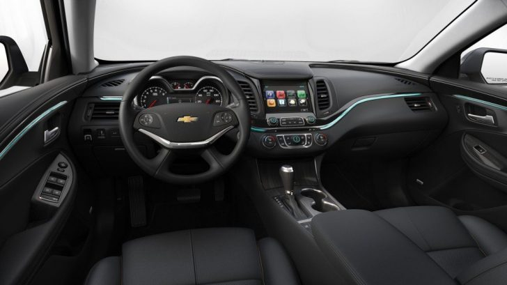 Permalink to Chevrolet Impala Interior