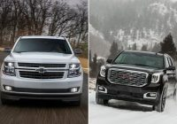 2020 chevrolet tahoe vs 2020 gmc yukon us news world Chevrolet Tahoe Vs Gmc Yukon