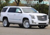 2020 crystal white tricoat 4wd platinum cadillac escalade Cadillac Platinum Escalade
