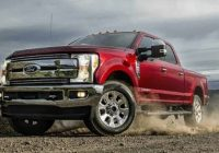 2020 ford super duty news changes specs new truck models Ford Super Duty Changes