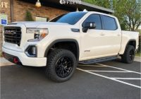 2020 gmc sierra 1500 fuel rebel leveling kit leveling kit Gmc Sierra At4 Leveling Kit