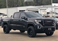 2020 gmc sierra 1500 fuel sledge stock leveling kit custom Gmc Sierra At4 Leveling Kit