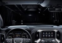 2020 gmc sierra 1500 overview review video tailgate and Gmc Sierra Heads Up Display