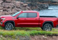 2020 gmc sierra review innovative tailgate great head up Gmc Sierra Heads Up Display