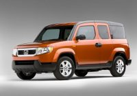 2019 honda element release date usa colors 2020 2021 Honda Element Release Date