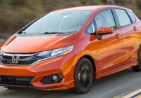2019 honda fit price and release date Honda Fit Release Date
