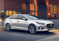 2020 hyundai sonata limited colors release date redesign Hyundai Sonata Redesign