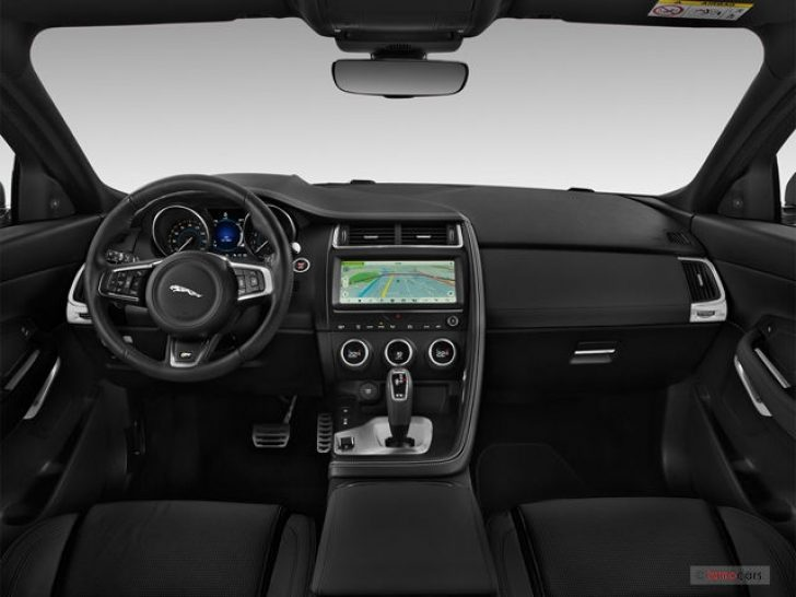 Permalink to Jaguar E-Pace Interior