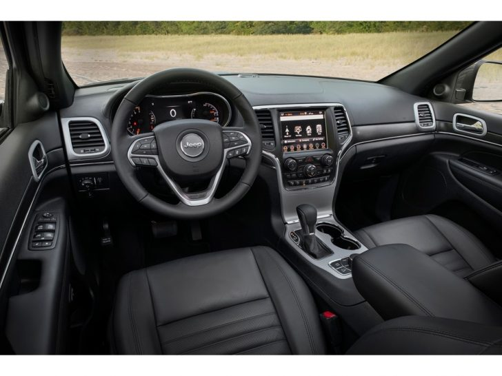Permalink to Jeep Grand Cherokee Interior