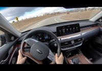 2019 kia k900 luxury vip package pov first impressions Kia K900 Luxury Vip Package