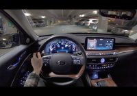 2019 kia k900 luxury vip package pov night drive binaural audio Kia K900 Luxury Vip Package