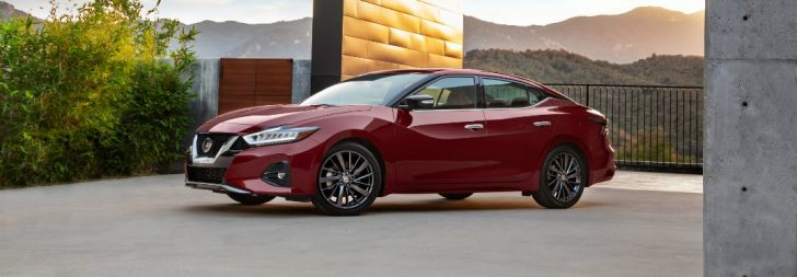 Permalink to Nissan Maxima Redesign