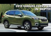 2019 subaru forester unveiling review Subaru Forester Jasper Green