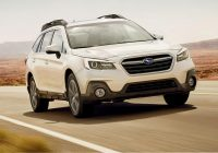 2019 subaru outback review trims specs and price carbuzz Subaru Outback Ground Clearance