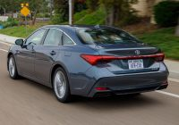 2020 toyota avalon hybrid new car review autotrader Toyota Avalon Hybrid Limited