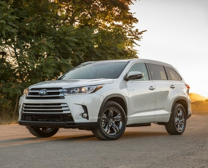 Permalink to Toyota Highlander Review