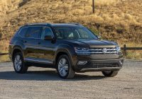 2019 volkswagen atlas review a solid and spacious suv with Volkswagen Atlas Review