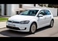 2020 vw e golf review Volkswagen EGolf Review
