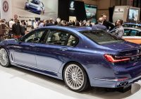 2020 alpina b7 packs 600 hp behind its monstrous grille Bmw Alpina B7 Interior