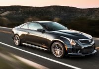 2020 cadillac ats coupe release date performance redesign Cadillac Ats Release Date