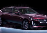 2020 cadillac ct5 full specs revealed ahead of new york Cadillac Ct5 Horsepower