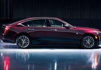 2020 cadillac ct5 reveals a new design language for the brand Photos Of Cadillac Ct5