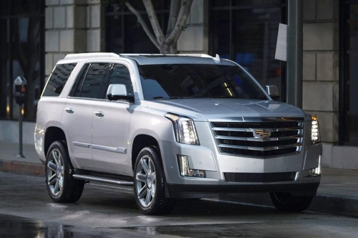 Permalink to Cadillac Escalade Redesign