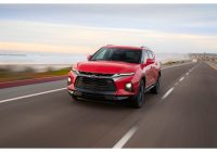 2020 chevrolet blazer review prices rankings us news Chevrolet Blazer Review