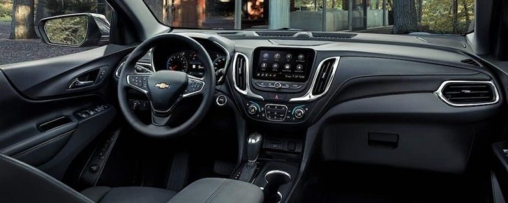Permalink to Chevrolet Equinox Interior