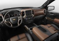 2020 chevrolet silverado hds cabin spied for first time Chevrolet Silverado Hd Interior