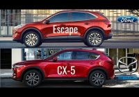 2020 ford escape vs mazda cx 5 youtube Ford Escape Mazda Cx 5