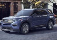 2020 ford explorer hybrid mpg and range akins ford Ford Explorer Hybrid Mpg