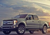 2020 ford super duty exterior love4x4 Ford Super Duty Changes