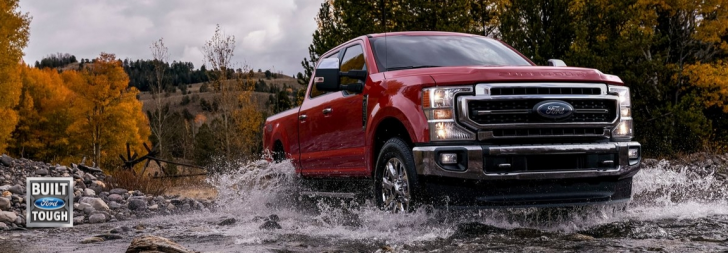 Permalink to Ford Super Duty Changes