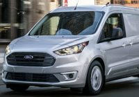 2020 ford transit connect release date and new features Ford Transit Release Date