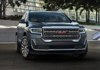 2020 gmc acadia prices reviews and pictures edmunds Gmc Acadia Release Date