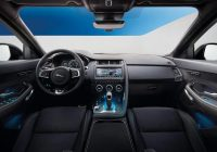 2020 jaguar e pace interior photos carbuzz Jaguar E Pace Interior