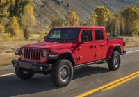 2020 jeep gladiator full towing and payload specs heres a Jeep Truck Towing Capacity