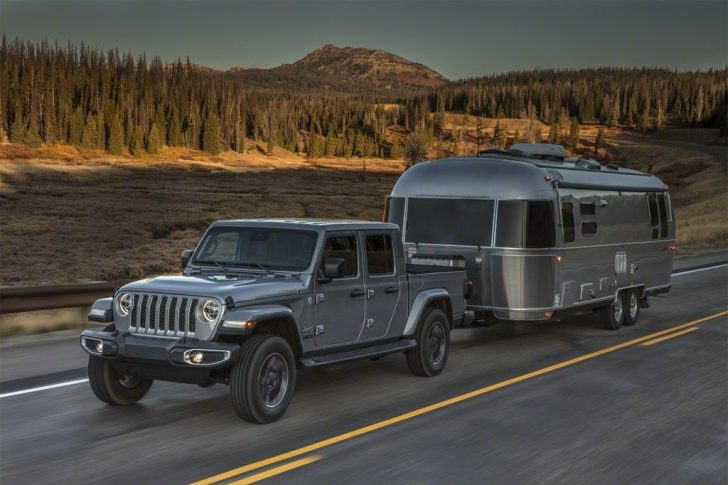 Permalink to Jeep Truck Towing Capacity