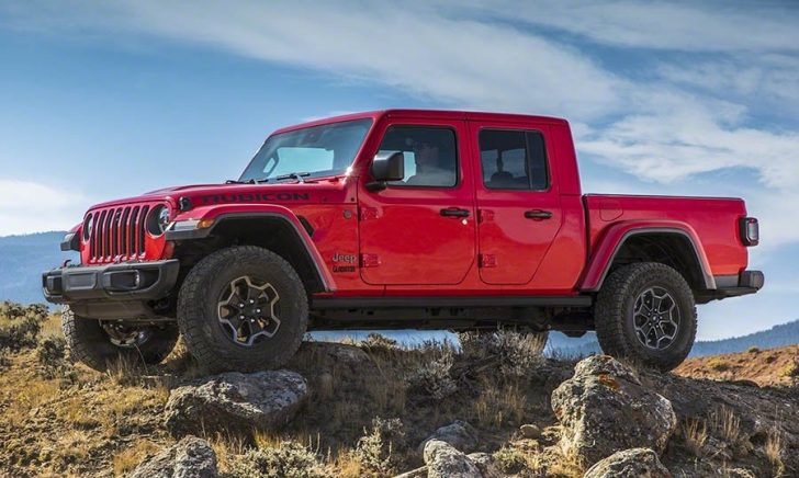 Permalink to Jeep Gladiator Overall Length