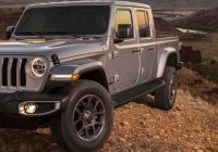 2020 jeep gladiator release date and design specs Jeep Gladiator Release Date