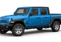 2020 jeep gladiator review specs features austin tx Jeep Gladiator Overall Length