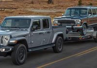 2020 jeep gladiator towing capacity jeep gladiator payload Jeep Truck Towing Capacity