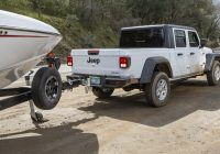 2020 jeep gladiator towing capacity payload a closer look Jeep Truck Towing Capacity