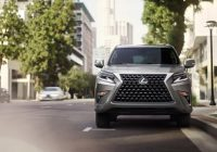 2020 Lexus Gx 460 Updates Kick The Can Down The Road Roadshow Lexus Gx Body Style Change