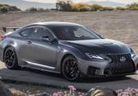 2020 lexus rc f starts at 64750 track edition pricier than lc Lexus Rc F Track Edition